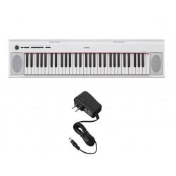 Пиано / бял цвят /: YAMAHA NP12 WHITE