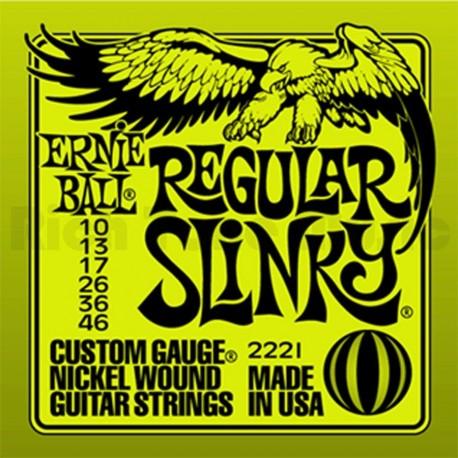 Струни за електрическа китара Ernie Ball 2221