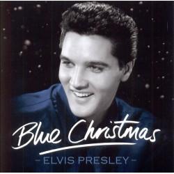 ELVIS PRESLEY : BLUE CHRISTMAS