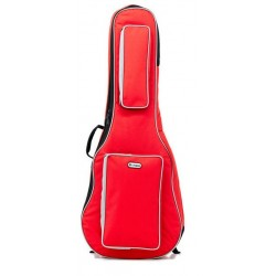 Калъф за класическа китара / червен /:GIGBAG RD