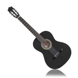 Класическа китара черна: STAGG C 440 M-BK