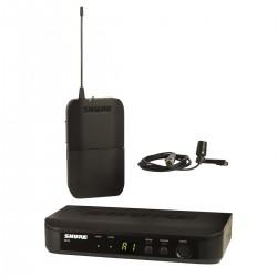 Безжичен микрофон (брошка) : SHURE BLX14ECVL-K3E