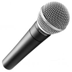Вокален микрофон : SHURE SM58LCE