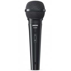 Вокален микрофон : SHURE SV200