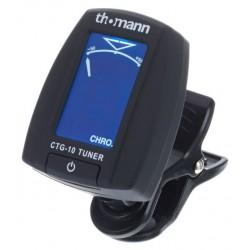 Тунер за китара и бас: CTG-10 Clip Tuner