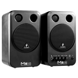 Студийни монитори : BEHRINGER MS16 pair (комплект)
