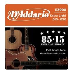Струни 10/50 : DAddario EZ900
