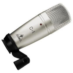 Кондензаторен микрофон: BEHRINGER C 1
