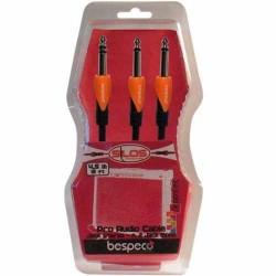 Аудио кабел : Bespeco SLYS2J300