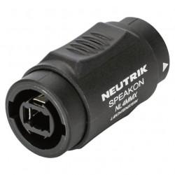 Спикон удължител: NEUTRIK NL4MMX