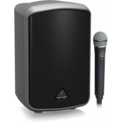 Караоке колона с безжичен микрофон:BEHRINGER MPA200BT