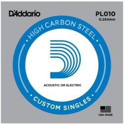 Първа струна D'Addario PL010-5