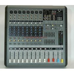 Смесителен пулт с усилвател: ANTx PMA 860D