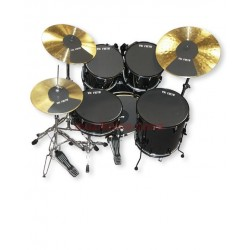 К-т заглушители за барабани: VIC FIRTH MUTEPP5