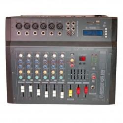 Смесителен пулт с усилвател: ANTX MA600