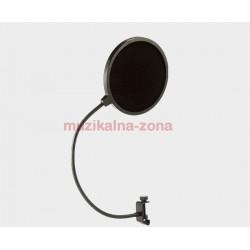 Поп филтър за микрофон:JTS MS-65