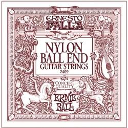 Найлонови струни за китара с топче : ERNIE BALL 2409