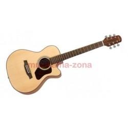 Електро-акустична китара:Walden T550CE