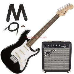 Електрическа китара комплект FENDER Stratocaster® Pack