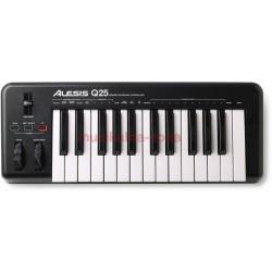 USB/ MIDI кийборд контролер ALESIS Q25