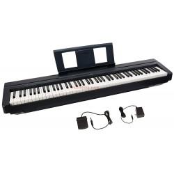 Ел пиано :YAMAHA P-45 BLACK