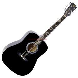 Акустична китара черна :YOSEMITE DN-BK