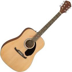 Акустична китара с калъф FENDER FA-125 NT