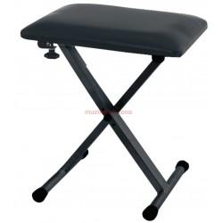 Сгъваем стол за пиано или клавир: GEWA KEYBOARD BENCH B/S